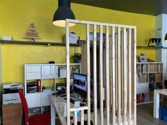 Bureau partagé dans Open Space